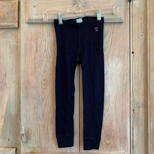 Polarn O. Pyret   Wool Navy Legging Pants
